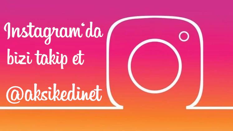 Instagram'da Aksi Kedi'yi Takip Et