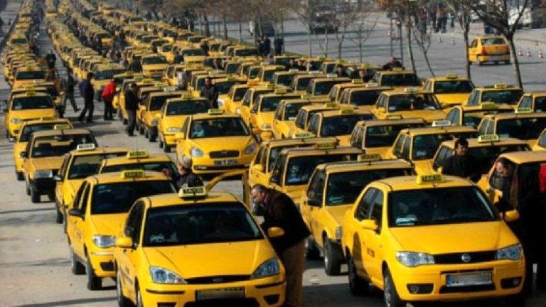 İstanbul' daki taksi sorununun çarpıcı nedeni