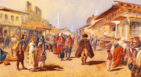 Osmanlı İstanbul'unun İlk Mahalleleri